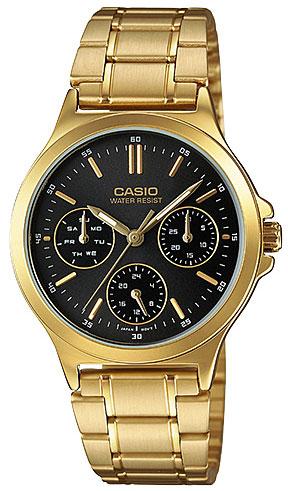 Casio Casio LTP-V300G-1A часы наручные casio часы casio ltp e118g 1a