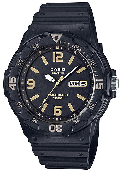 Casio Casio MRW-200H-1B3 мужские часы casio mrw 200h 7e