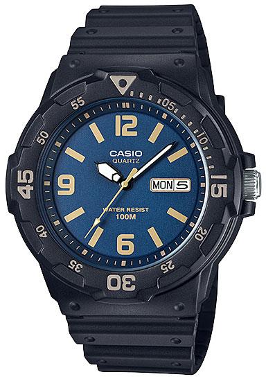 Casio Casio MRW-200H-2B3 мужские часы casio mrw 200h 7e