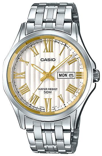 Casio Casio MTP-E131DY-7A часы casio mtp e108d 7a