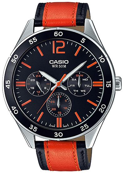 Casio Casio MTP-E310L-1A2 часы casio mtp 1374d 5a