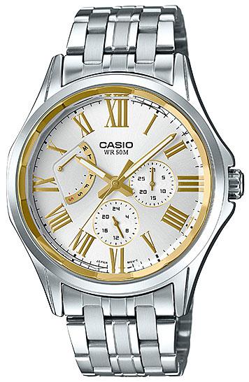 Casio Casio MTP-E311DY-7A часы casio mtp e108d 7a