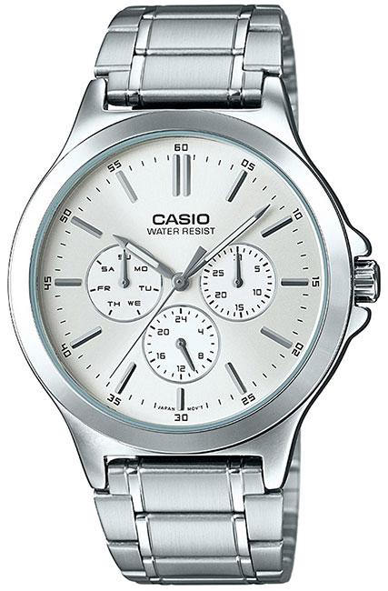 Casio Casio MTP-V300D-7A часы casio mtp e108d 7a