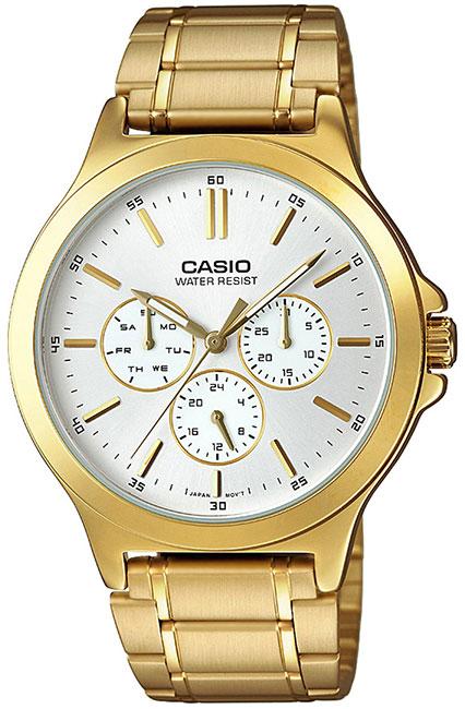 Casio Casio MTP-V300G-7A часы casio mtp e108d 7a