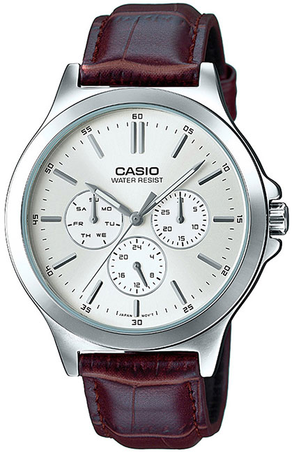 Casio Casio MTP-V300L-7A часы casio mtp e108d 7a