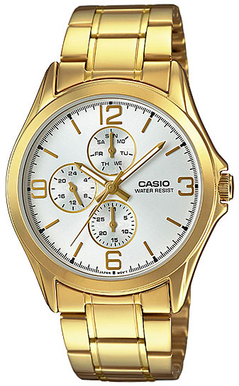 Casio Casio MTP-V301G-7A часы casio mtp e108d 7a