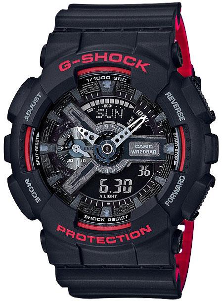 Casio Casio GA-110HR-1A casio g shock ga 110hr 1a