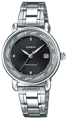 Casio Casio LTP-E120D-1A часы наручные casio часы casio ltp e118g 1a