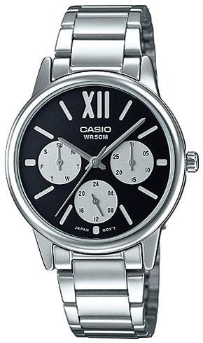 Casio Casio LTP-E312D-1B casio ltp v002g 1b