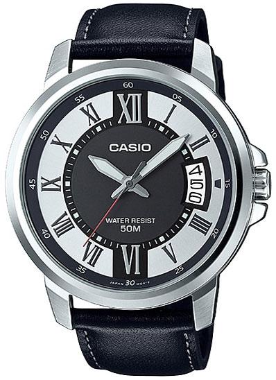 Casio Casio MTP-E130L-1A часы casio mtp 1374d 5a