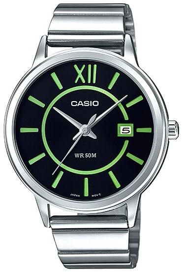 Casio Casio MTP-E134D-1B часы casio mtp 1377l 5a