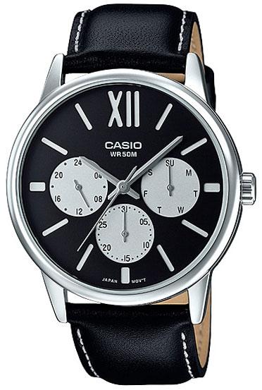Casio Casio MTP-E312L-1B часы casio mtp 1374d 5a