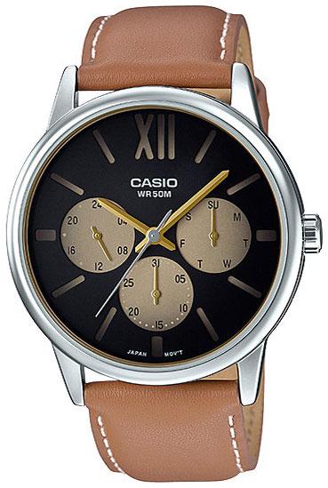 Casio Casio MTP-E312L-5B часы casio mtp 1374d 5a