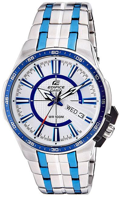 Casio Casio EFR-106BB-7A мужские часы casio efr 303d 7a