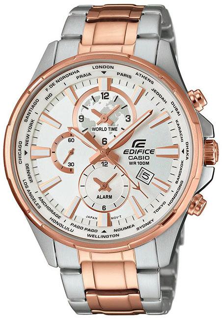 Casio Casio EFR-304SG-7A мужские часы casio efr 303d 7a