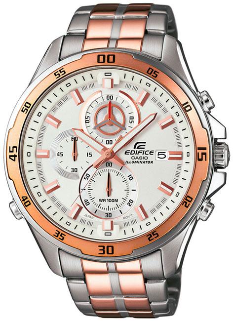 Casio Casio EFR-547SG-7A мужские часы casio efr 303d 7a