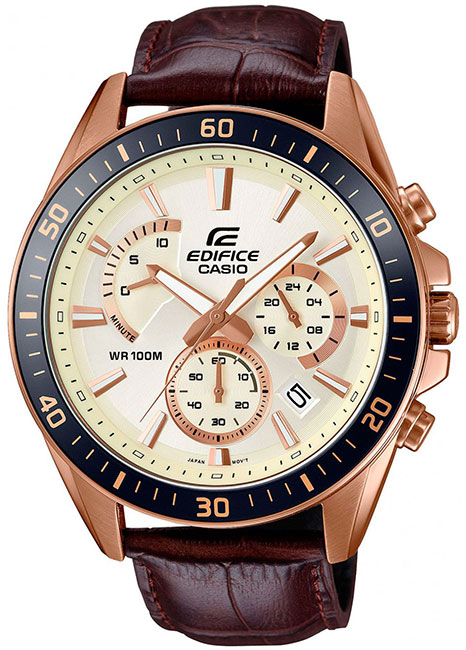 Casio Casio EFR-552GL-7A мужские часы casio efr 303d 7a