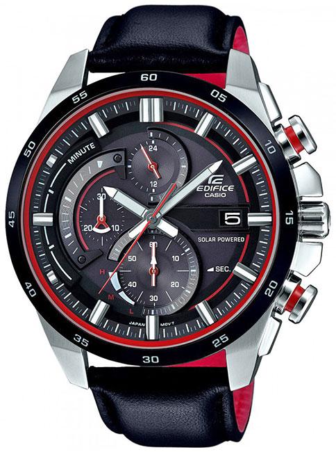 Casio Casio EQS-600BL-1A мужские часы casio eqs a500db 1a