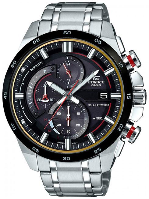 Casio Casio EQS-600DB-1A4 мужские часы casio eqs a500db 1a