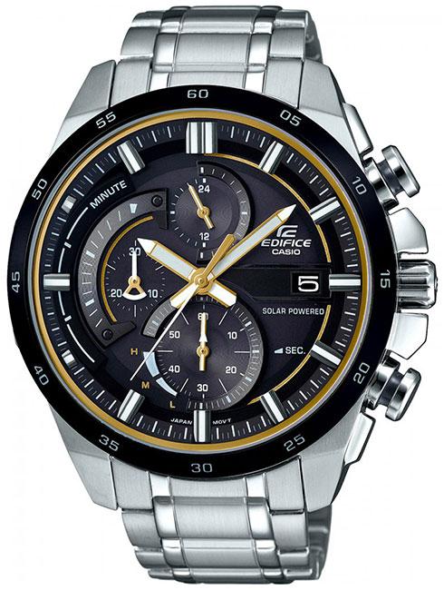Casio Casio EQS-600DB-1A9 мужские часы casio eqs a500db 1a