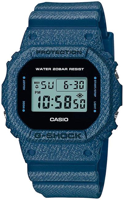 Casio Casio DW-5600DE-2E мужские часы casio dw 6900zb 2e