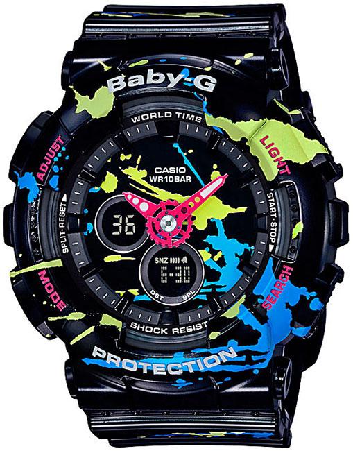 Casio Casio BA-120SPL-1A женские часы casio ba 110tx 1a