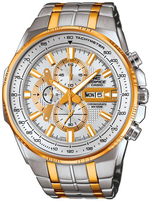 Casio Casio EFR-549SG-7A мужские часы casio efr 303d 7a