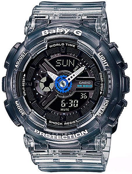 Casio Casio BA-110JM-1A женские часы casio ba 110tx 1a