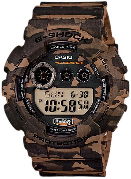 Casio Casio GD-120CM-5D наручные часы casio gd 120cm 5e