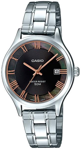 Casio Casio LTP-E142D-1A часы наручные casio часы casio ltp e118g 1a