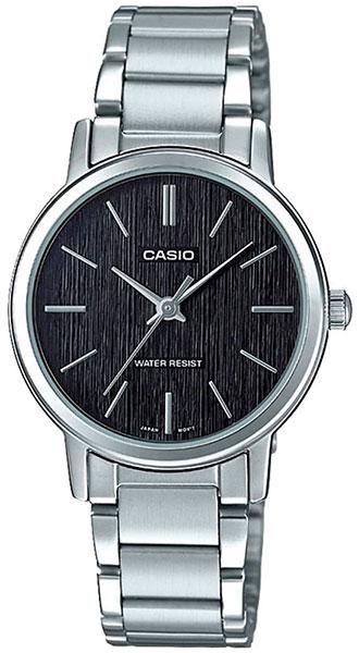 Casio Casio LTP-E145D-1A часы наручные casio часы casio ltp e118g 1a