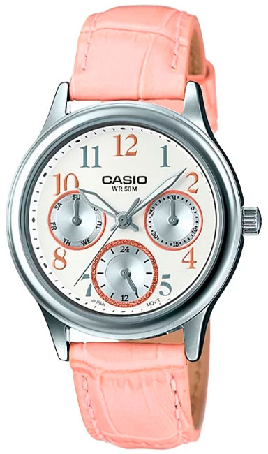 Casio Casio LTP-E306L-4B casio ltp e306l 7a