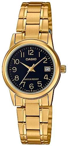 Casio Casio LTP-V002G-1B casio ltp v002g 1b