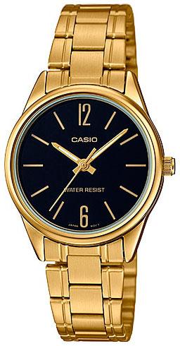Casio Casio LTP-V005G-1B casio ltp v002g 1b