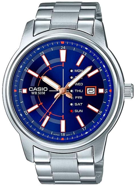 Casio Casio MTP-E128D-2A casio mtp 1221a 2a