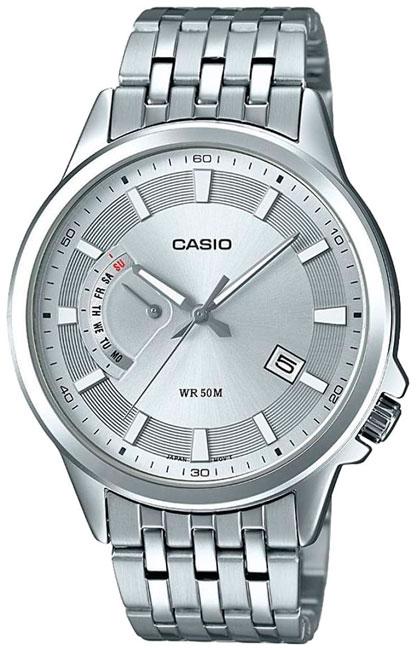 Casio Casio MTP-E136D-7A часы casio mtp e108d 7a
