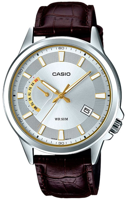 Casio Casio MTP-E136L-7A часы casio mtp e108d 7a