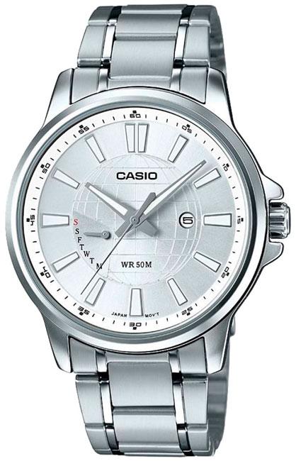 Casio Casio MTP-E137D-7A часы casio mtp e108d 7a