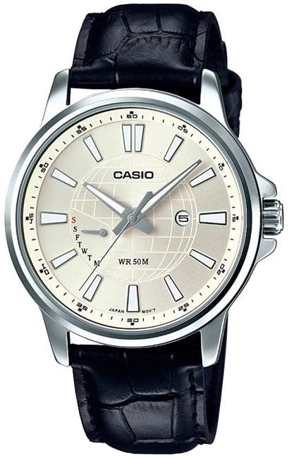 Casio Casio MTP-E137L-9A casio часы casio mtp 1381l 9a коллекция analog