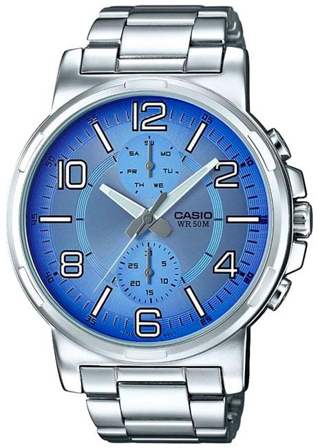 Casio Casio MTP-E313D-2B2 часы casio mtp 1374d 5a