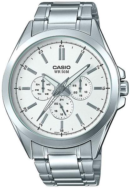 Casio Casio MTP-SW300D-7A часы casio mtp e108d 7a