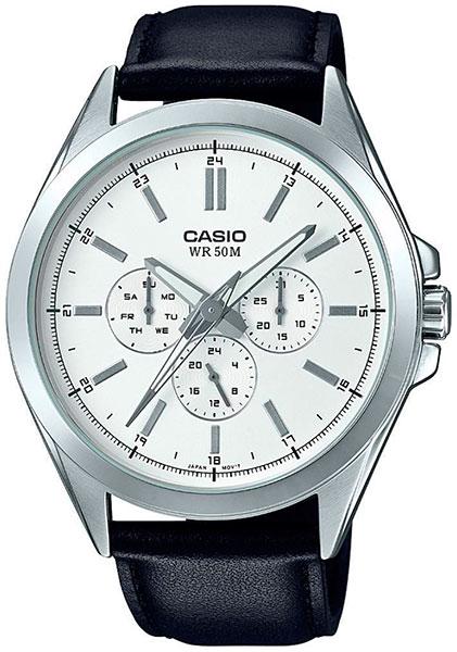 Casio Casio MTP-SW300L-7A часы casio mtp e108d 7a