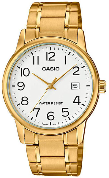 Casio Casio MTP-V002G-7B2 часы casio mtp 1374d 5a