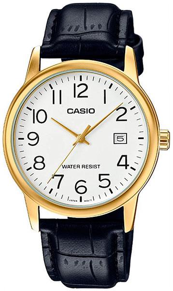 Casio Casio MTP-V002GL-7B2 часы casio mtp 1374d 5a