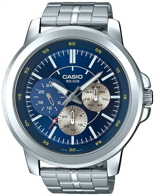 Casio Casio MTP-X300D-2E casio gd 400 2e
