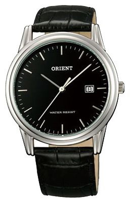Orient Orient UNA0005B orient часы orient una0005b коллекция basic quartz
