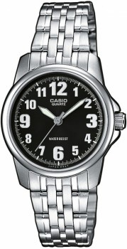 Casio Casio LTP-1260D-1B casio ltp v002g 1b