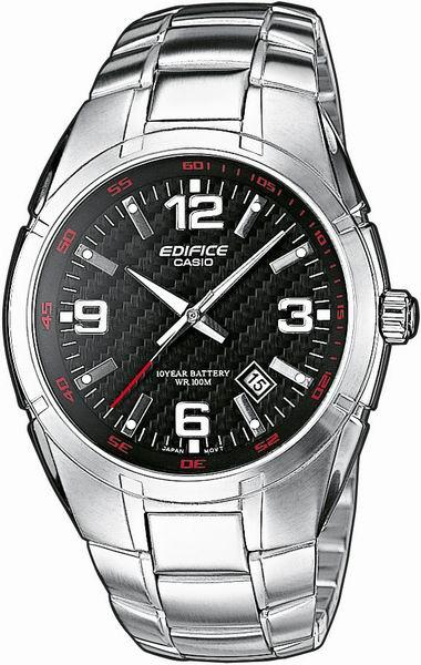 Casio Casio EF-125D-1A мужские часы casio ef 125d 2a
