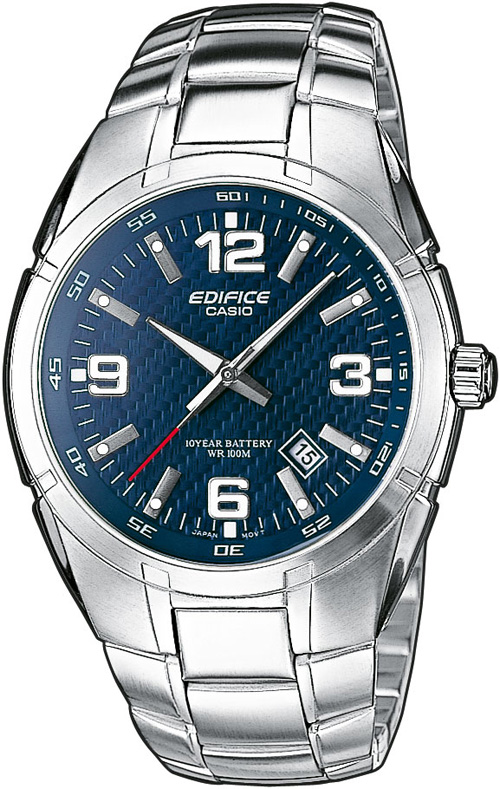 Casio Casio EF-125D-2A мужские часы casio ef 125d 2a