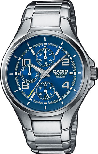 Casio Casio EF-316D-2A мужские часы casio ef 125d 2a